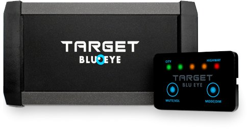 Target Blu Eye Steuergerät + Bedienteil