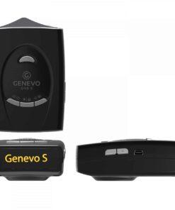 Genevo One S Ansichten