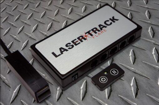 LaserTrack Flare Jammer