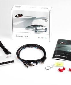 Antilaser ALG 9 RX Steuerbox