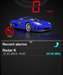 Antilaser ALP Priority App