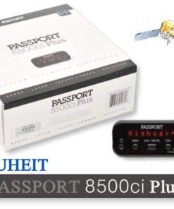 Escort 8500ci Plus Verpackung
