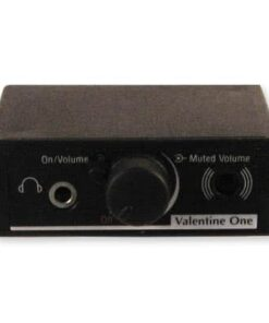Valentine One Remote Audio