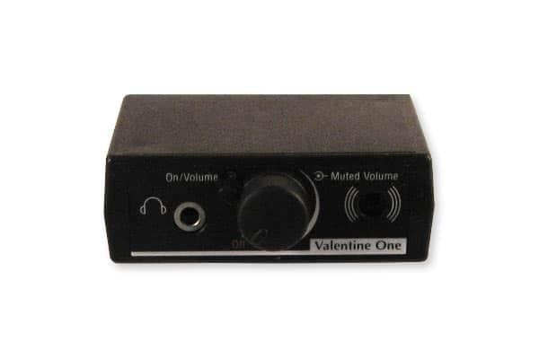 Valentine One Remote Audio