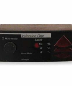 Valentine One Concealed remote Display