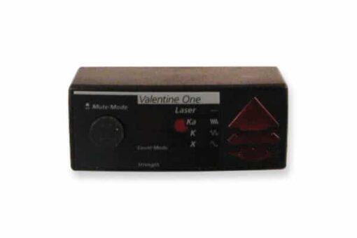 Valentine One Concealed remote Display