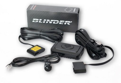 Blinder HP-905 Laserstörer Lieferumfang