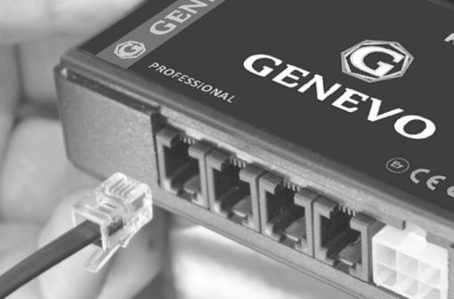 GENEVO FF control box