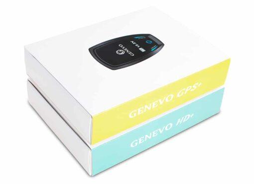 Genevo HDM+ GPS Packung