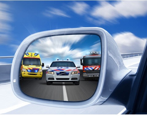 Target Blu Eye Polizeifunk