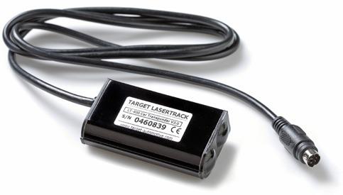 Target Lasertrack LT400 Sensor