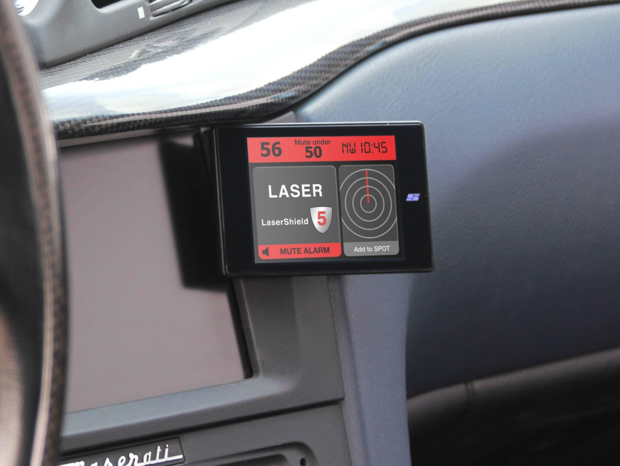 Stinger VIP Festeinbau Radarwarner